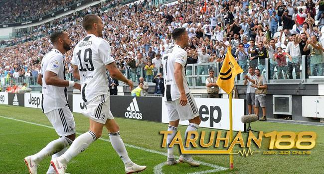 Juventus Terlihat Sangat Superior