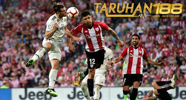 Madrid bermain Seri Lawan Athletic Bilbao