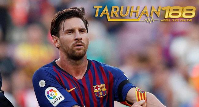 Messi Berbicara Jangan Terus Bergantung Padaku