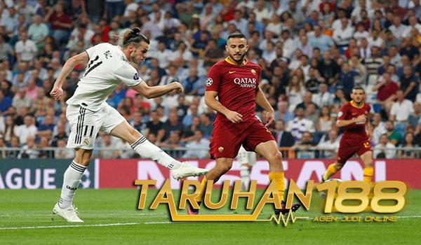 Real Madrid Menang Atas AS Roma Liga Champions
