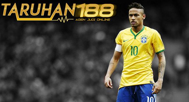 Tanggung Jawab Yang Besar Bagi Neymar Jadi Kapten Brasil