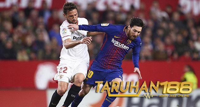 Camp Nou Cukup Angker Tapi Sevilla Tak Gentar - Camp Nou Cukup Angker Tapi Sevilla Tak Gentar
