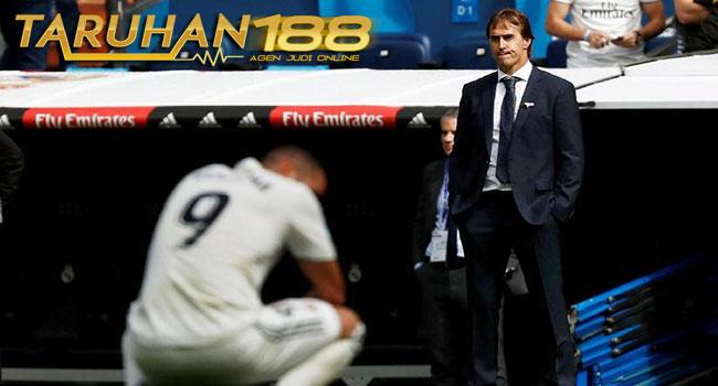 Kejaminan Lopetegui Latih Di Madrid - Kejaminan Lopetegui Latih Di Madrid