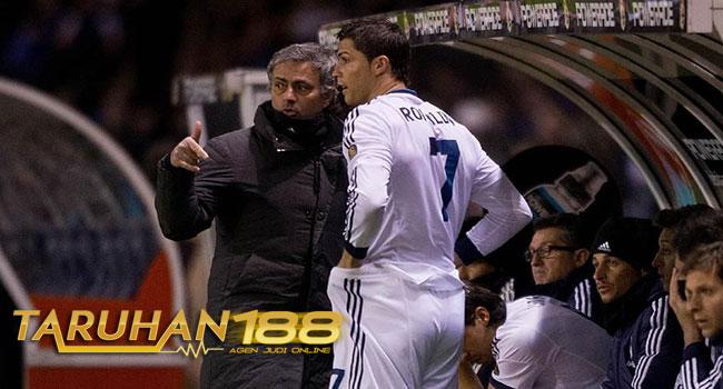 Menanti Reuni Ronaldo Dan Mou Di Liga Champion