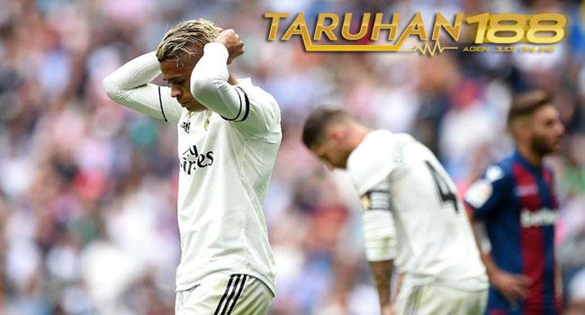 Penampilan Buruk Real Madrid