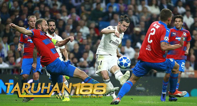 Real Madrid Gilas Viktoria Plzen 2-1
