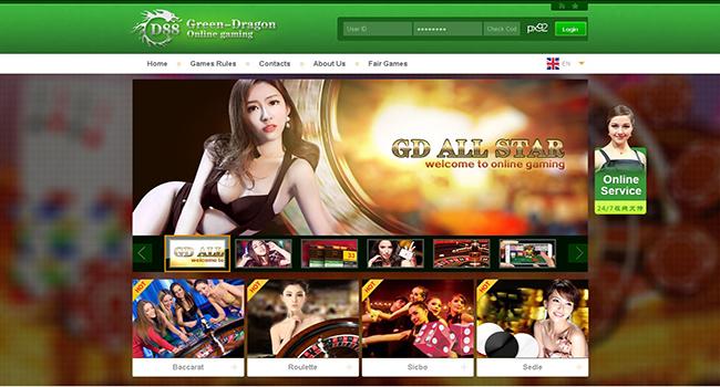 GD88 - Daftar Casino Online Terpercaya