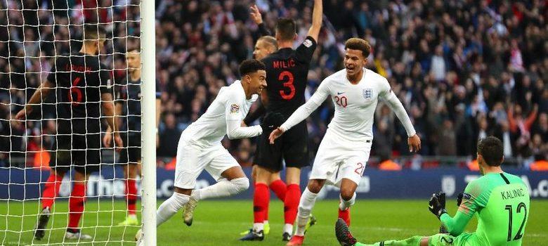 Inggris Ke Semifinal Usai Kalahkan Kroasia