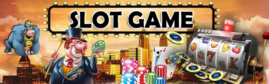 SLOT GAME - Daftar Casino Online Terpercaya