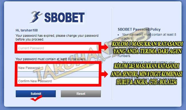 SBOBET1 - Cara Taruh Judi Bola Sbobet Online
